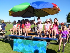 2014 Barmera Christmas Pageant 017