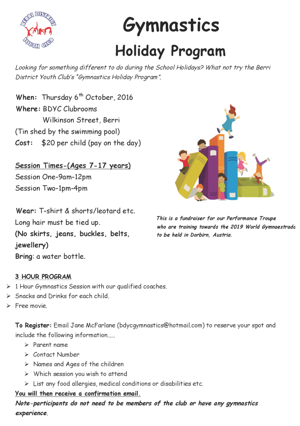 gymnastics-holiday-program-school-newsletter